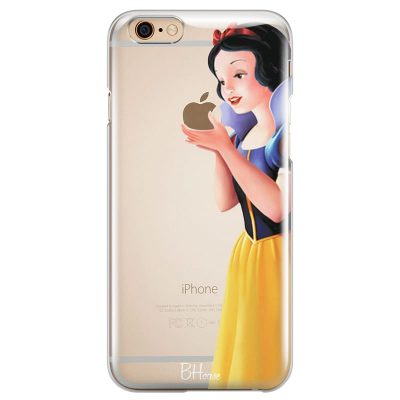 Snow White Kryt iPhone 6 Plus/6S Plus