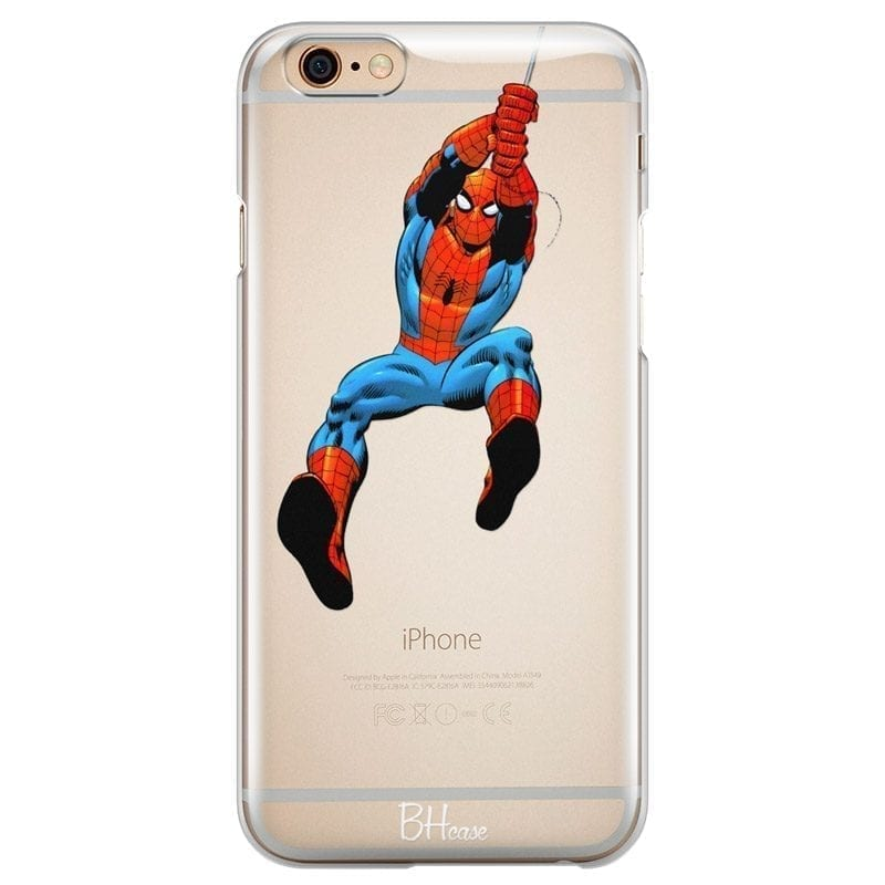 Spiderman Kryt iPhone 6 Plus/6S Plus
