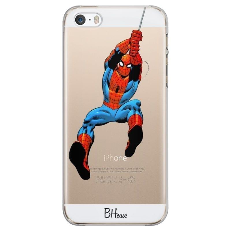 Spiderman Kryt iPhone SE/5S