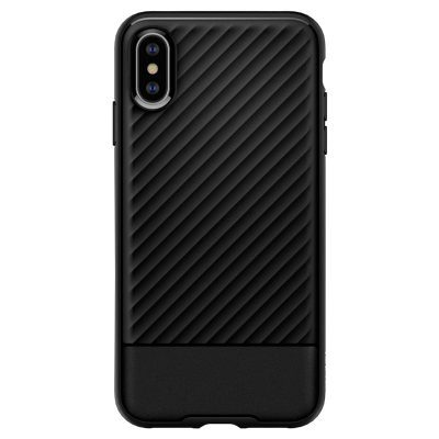 Spigen Core Armor Black Kryt iPhone X/XS