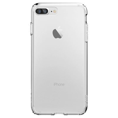 Spigen Ultra Hybrid Crystal Clear Kryt iPhone 7 Plus/8 Plus