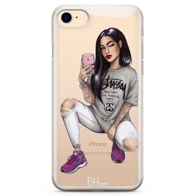 Stussy Girl Kryt iPhone 7/8