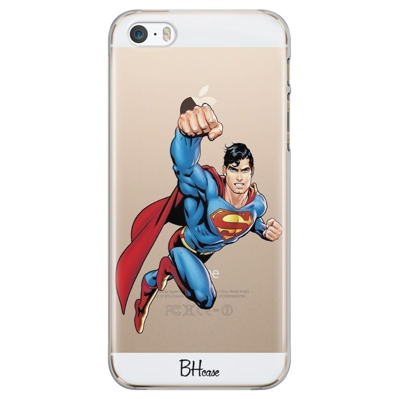Superman Kryt iPhone SE/5S