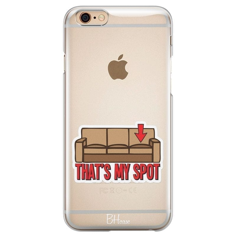 The Big Bang Theory Kryt iPhone 6/6S