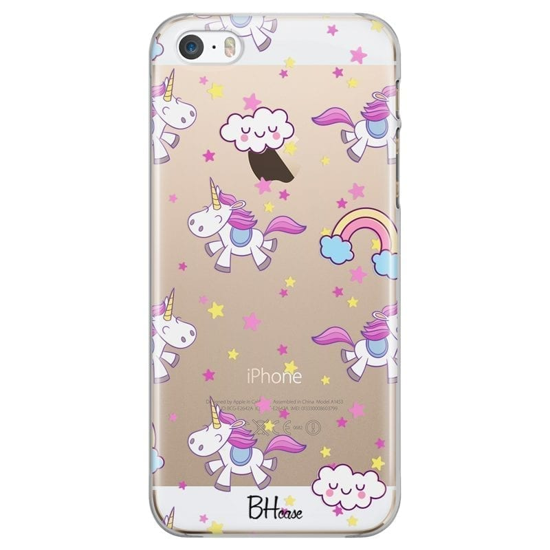 Unicorns Kryt iPhone SE/5S