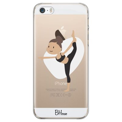 Yoga Girl Kryt iPhone SE/5S