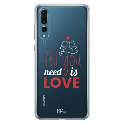 All You Need Is Love Kryt Huawei P20 Pro