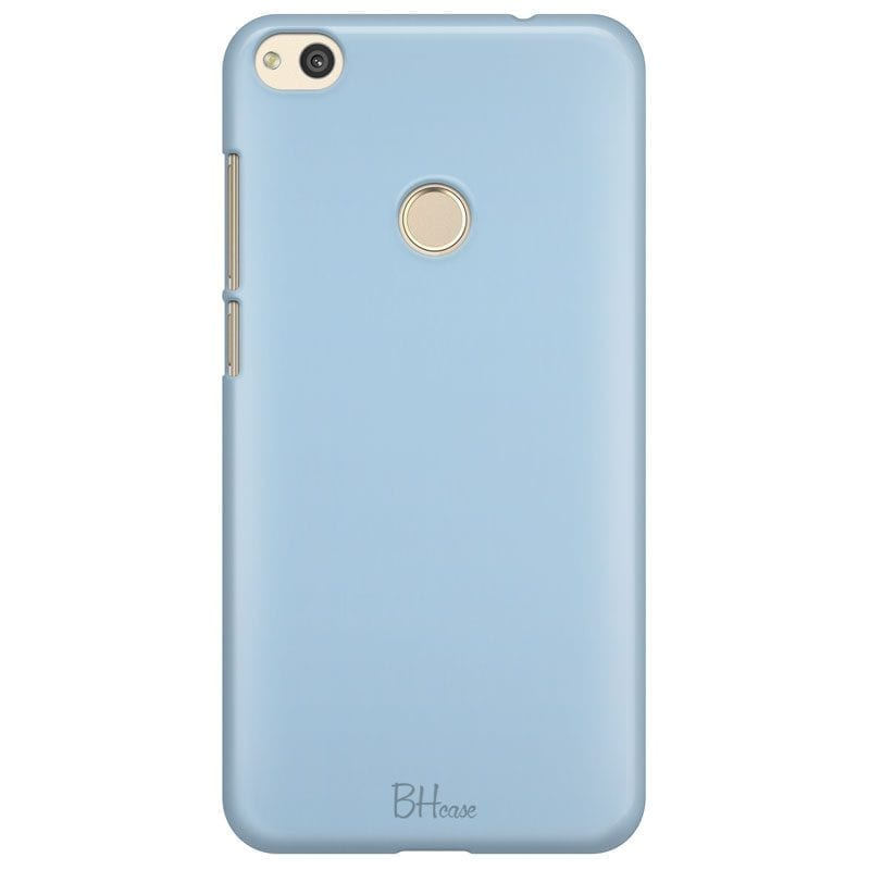 Baby Blue Color Kryt Huawei P8 Lite