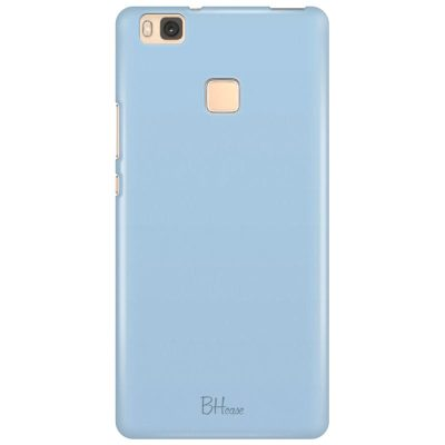 Baby Blue Color Kryt Huawei P9 Lite