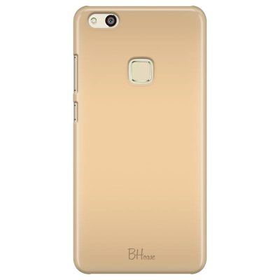 Champagne Color Kryt Huawei P10 Lite