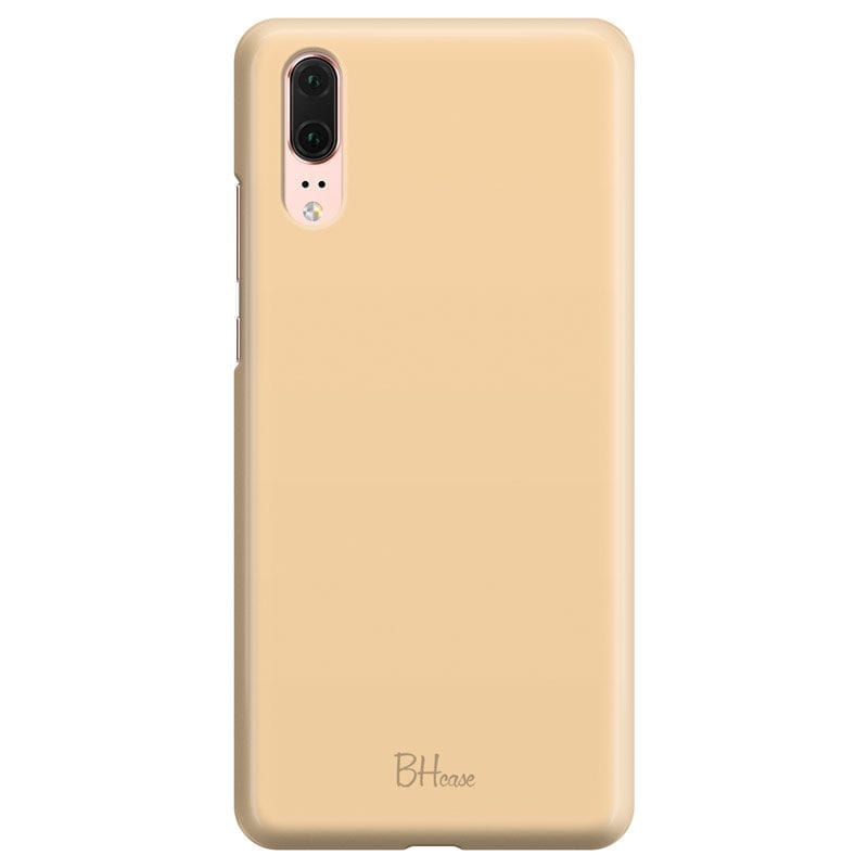 Champagne Color Kryt Huawei P20