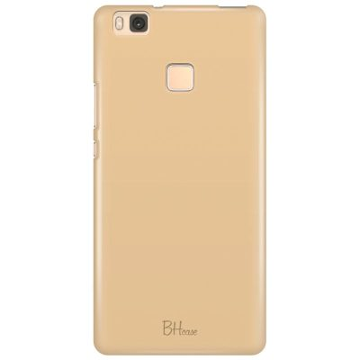 Champagne Color Kryt Huawei P9 Lite