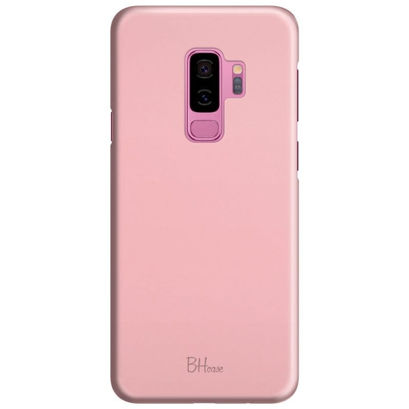 Charm Pink Color Kryt Samsung S9 Plus
