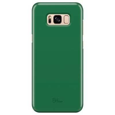 Dark Spring Green Color Kryt Samsung S8