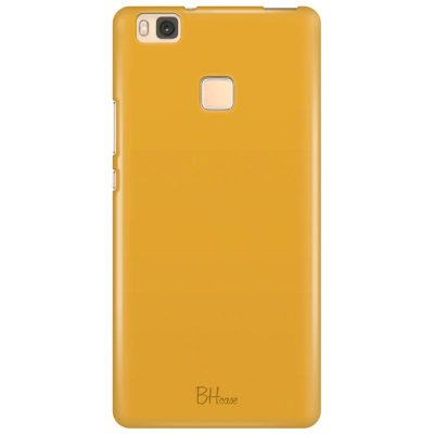 Honey Yellow Color Kryt Huawei P9 Lite