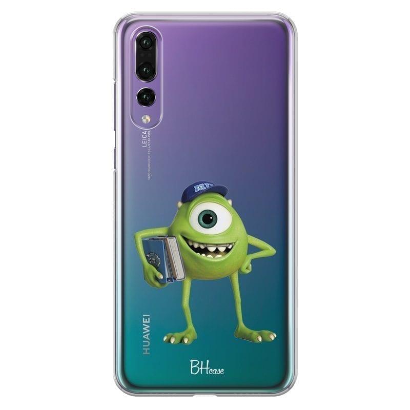 Monsters Mike Kryt Huawei P20 Pro
