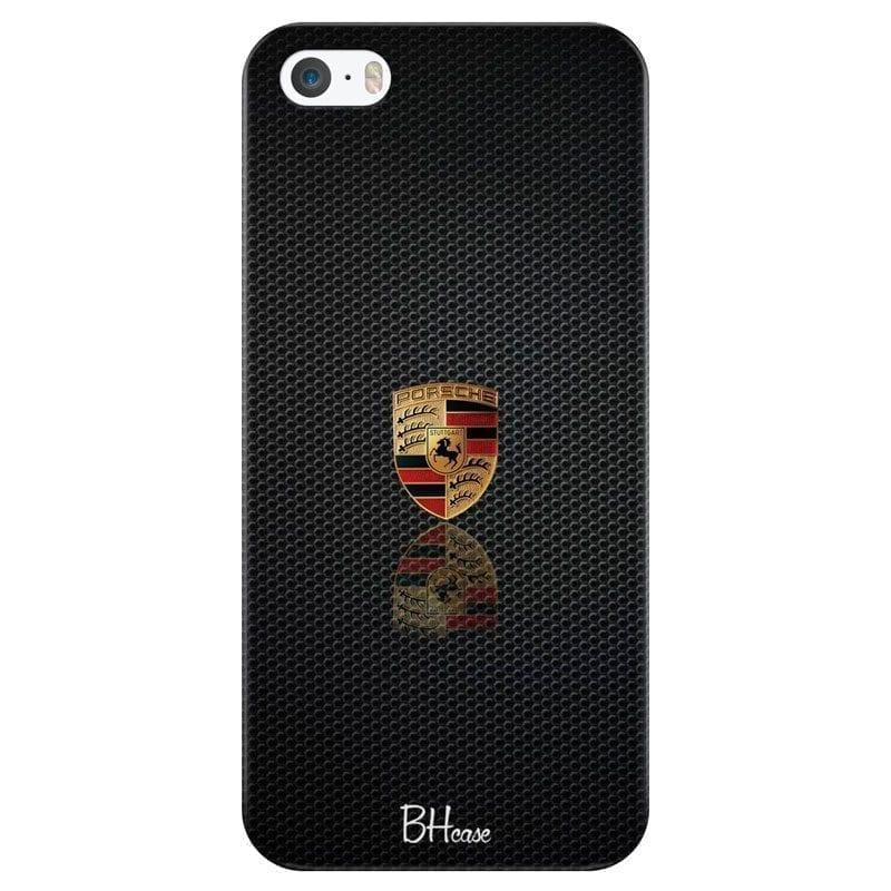 Porsche Logo Kryt iPhone SE/5S
