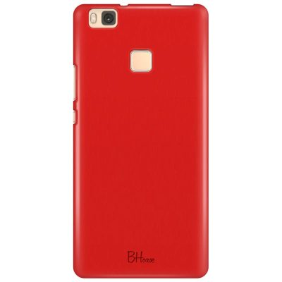 Red Apple Color Kryt Huawei P9 Lite
