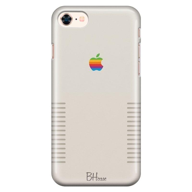 Retro Apple Design Kryt iPhone 7/8