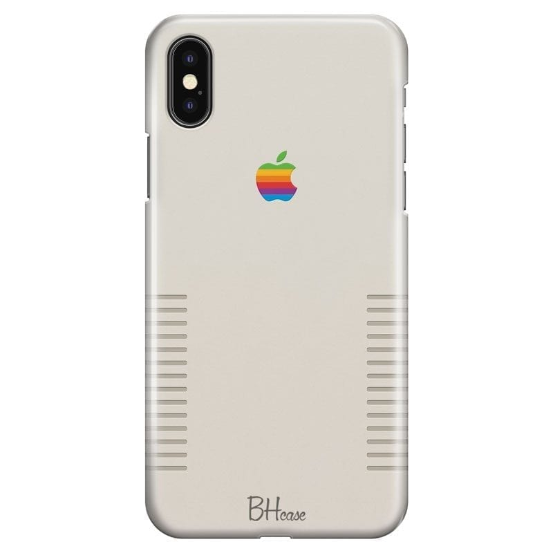 Retro Apple Design Kryt iPhone XS Max