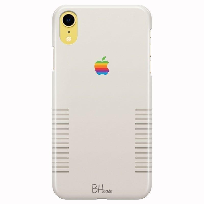 Retro Apple Design Kryt iPhone XR