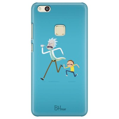 Rick And Morty Kryt Huawei P10 Lite