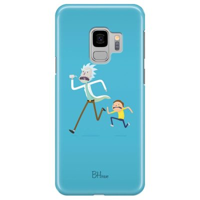 Rick And Morty Kryt Samsung S9