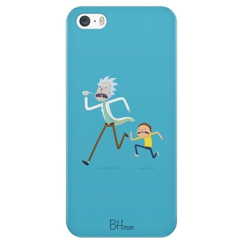 Rick And Morty iPhone SE/5S