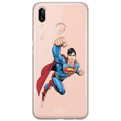 Superman Kryt Huawei P20 Lite