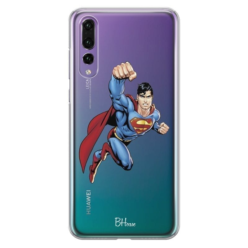 Superman Kryt Huawei P20 Pro