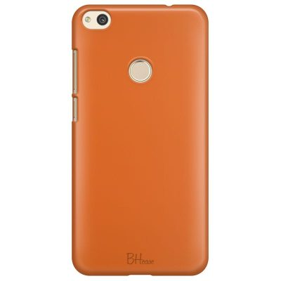 Tiger Orange Color Kryt Huawei P8 Lite