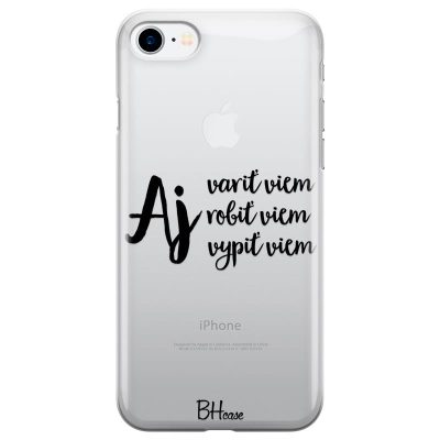 Aj Aj Aj Kryt iPhone 7/8