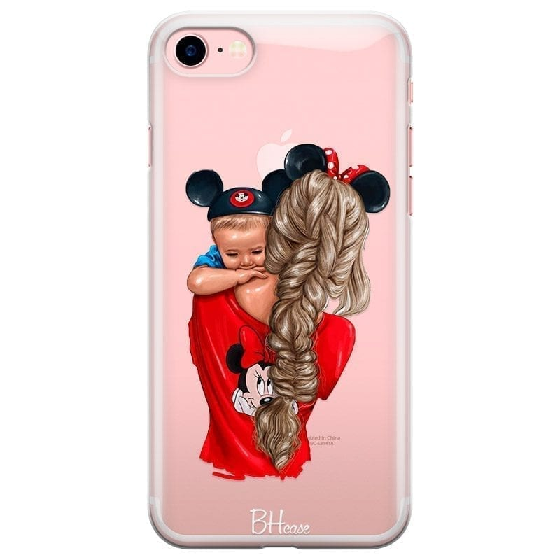 Baby Mouse Kryt iPhone 8/7/SE 2 2020