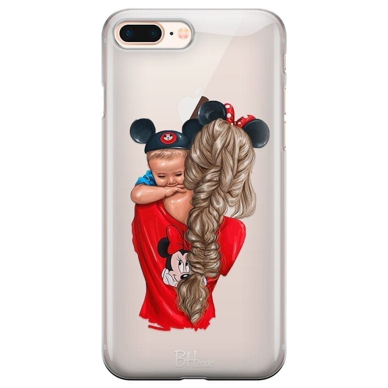 Baby Mouse Kryt iPhone 7 Plus/8 Plus