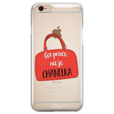 Bez Práce Nie Je Chanelka Kryt iPhone 6 Plus/6S Plus