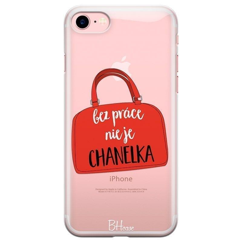 Bez Práce Nie Je Chanelka Kryt iPhone 7/8