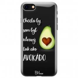 Chcela By Som Byť Avokádo Kryt iPhone 7/8