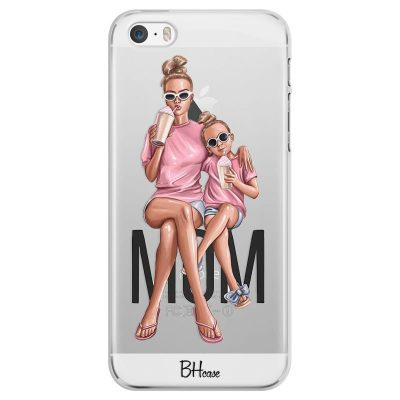 Cool Mom Kryt iPhone SE/5S