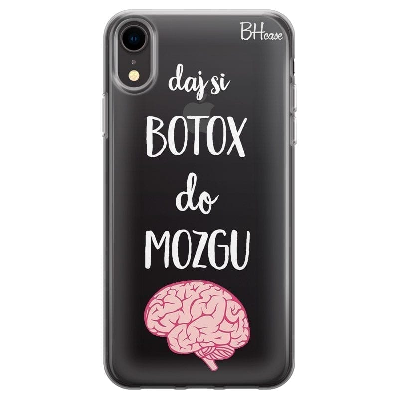 Daj Si Botox Do Mozgu Kryt iPhone XR