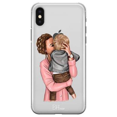 Mom With Baby Kryt iPhone X/XS