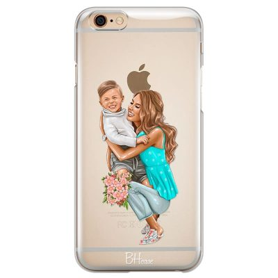 Mother Love Kryt iPhone 6/6S