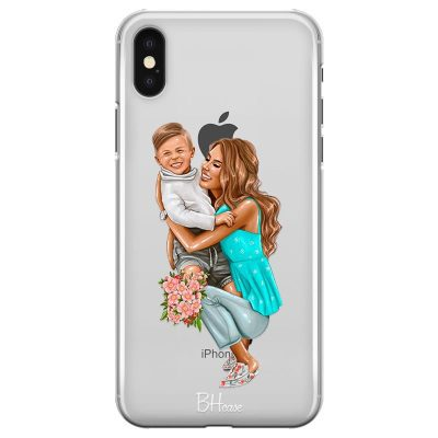 Mother Love Kryt iPhone XS Max