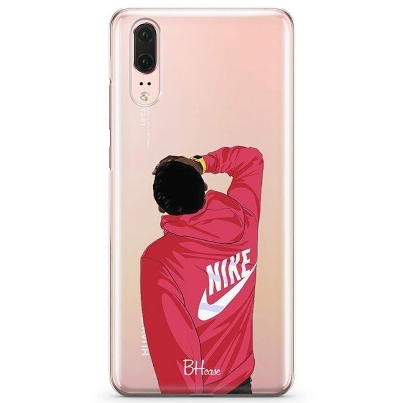 Back Boy Nike Kryt Huawei P20