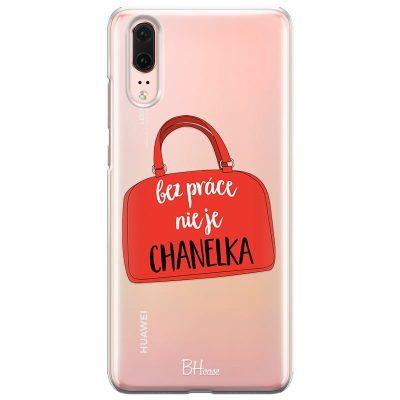 Bez Práce Nie Je Chanelka Kryt Huawei P20
