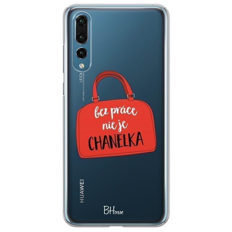 Bez Práce Nie Je Chanelka Kryt Huawei P20 Pro