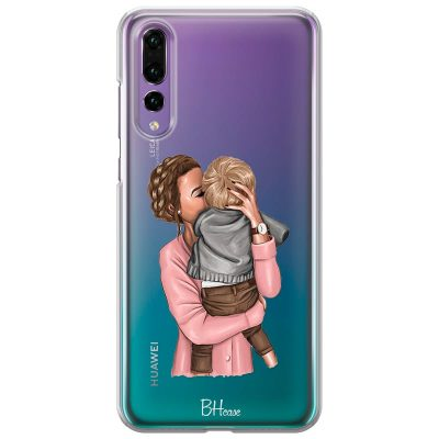 Mom With Baby Kryt Huawei P20 Pro