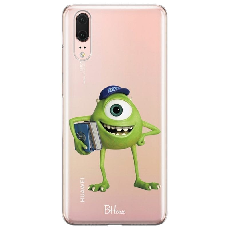 Monsters Mike Kryt Huawei P20