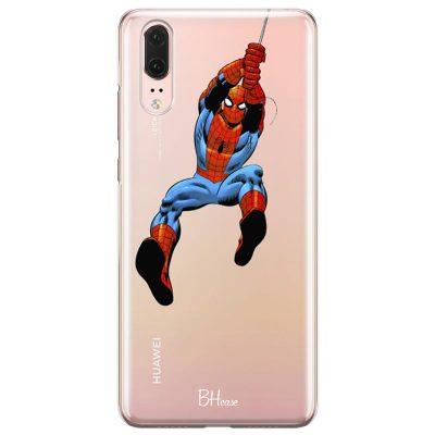 Spiderman Kryt Huawei P20