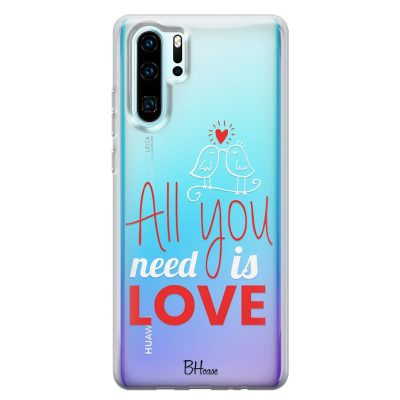 All You Need Is Love Kryt Huawei P30 Pro