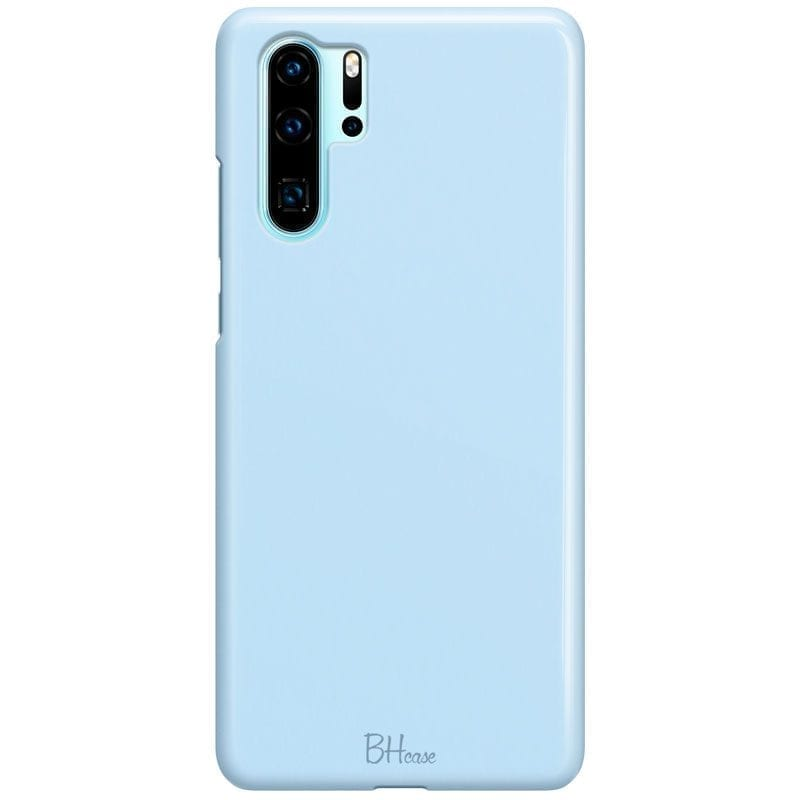 Baby Blue Color Kryt Huawei P30 Pro